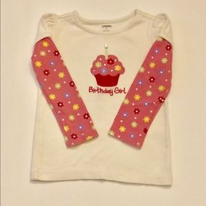❤️4 for $20❤️ Little Girls Top by Gymboree